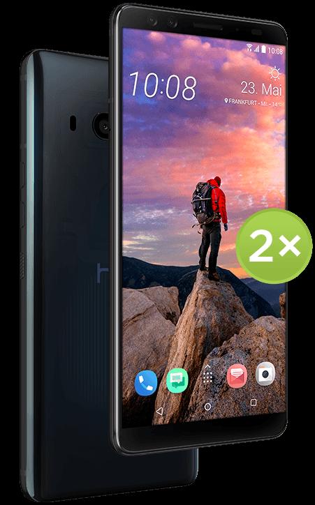 Produktfoto HTC U12+