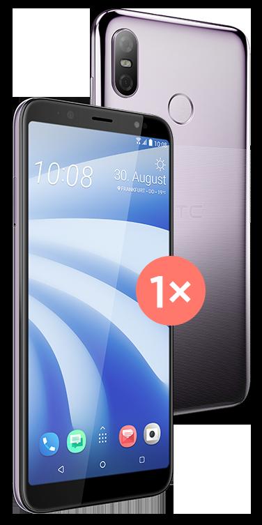 Gewinne ein HTC U12 life